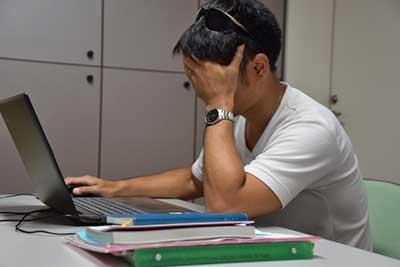 programmer挫折する人