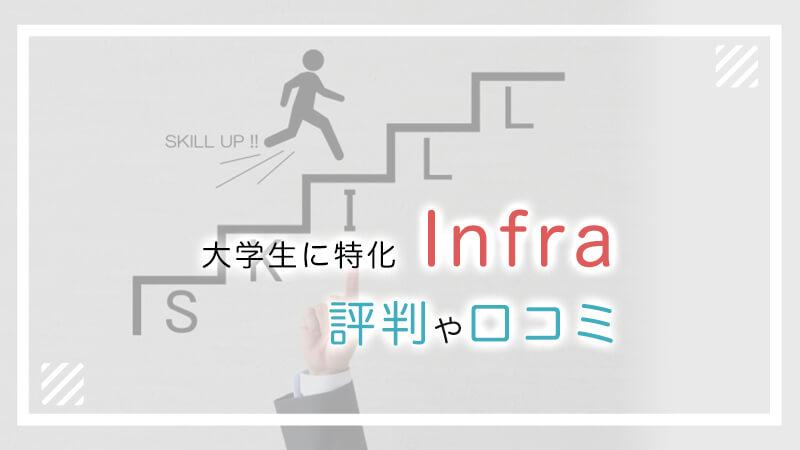 infraの評判・口コミ