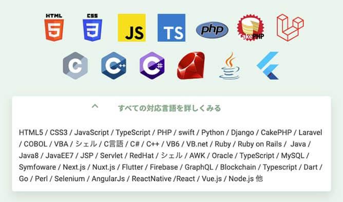 コードジム(プログラム言語)