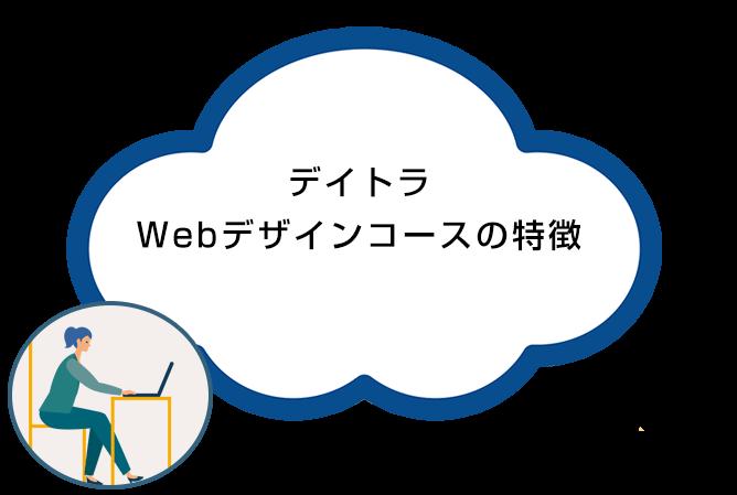Webデザインコースの特徴